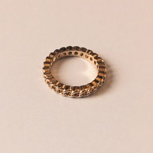 SALE 💫 Topshop Chainlink Style Gold Ring - Small